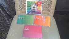 Ministry Of Sound-The Annual 2005 (Ltd Edt Box Set) 3 X CD/DVD **MINT** FREEPOST