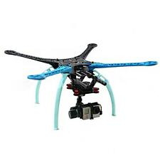 S500 GF Glass Fiber 4 Axis Qudcopter Frame High Landing Gear f DJI F450 Upgrade
