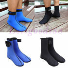 3mm Neoprene Water Sports Diving Socks Scuba Surfing Swimming Snorkeling Boots