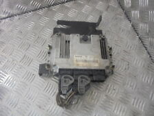 2005 RENAULT GRAND SCENIC 1.9 DCI ENGINE CONTROL ECU 8200391966 & 0281011776