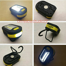 LUX-PRO 200 LUMEN BRIGHT LED MAGNETIC HOOK & STAND FLASHLIGHT WORK LIGHT LP352