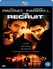THE RECRUIT - BLU-RAY - REGION B UK