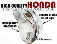 HONDA REBEL CMX250C CMX 250 CA125 CA 125 HEAD LIGHT + CASE + CAP + BRACKET [V]