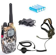 TRANSCEIVER Midland G7 pro Walkie Talkie camo G7PRO CAMOUFLAGE + BOW- MAN