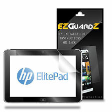 1X EZguardz Screen Protector Shield 1X For HP ElitePad 900 (Ultra Clear)