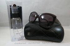Chanel 5347 c.1461/S1 Burgundy/Gunmetal New Authentic Sunglasses 54/20/140 Case