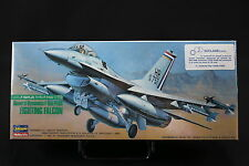 XN009 HASEGAWA 1/72 maquette avion 601 600 General Dynamics F-16A Plus Fighting