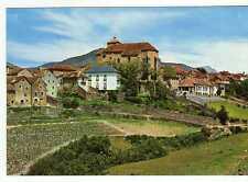 Postal Anso (Pirineo Aragonés) Panorámica