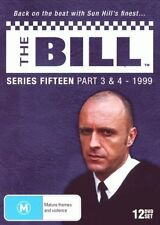 THE BILL : ITV SERIES 15 parts 13 & 4  - DVD - UK Compatible -Sealed (12 disc)