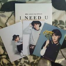 [USA] BTS Marui I Need U Shibuya Japan Photocard JHOPE SET