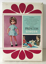 Vintage Singer Golden Princess Valerie Outfit to Sew in Original Box Complete