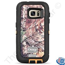 OEM Otterbox Defender Series RealTree Camo Shell Case for Samsung Galaxy S7