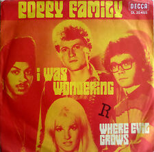 "7"" 1971 ! POPPY FAMILY (= TERRY JACKS ) I Was Wondering"