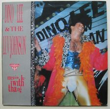 LP Dino Lee - Messin With My Thing - mint- . New Rose