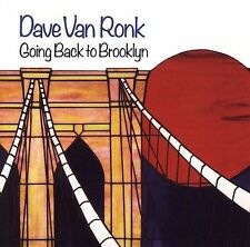 Dave Van Ronk - Going Back To Brooklyn [CD New]