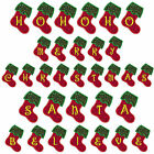 In-The-Hoop Christmas 1 Banner Alphabet * Machine Applique Embroidery Patterns