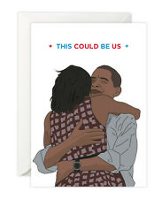 """President Obama inspired Valentine's Card! """"This could be us"""" twitter, politics"""