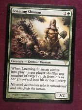 Loaming Shaman  VO   -  MTG Magic (EX)