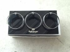 Grand Marnier Liqueur Cocktail Flight Tray Bar Drink Holder NIB