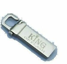 KOF Hook Capless USB Flash Drive 16GB Metal Data Storage Device