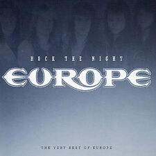 ROCK THE NIGHT: VERY BEST OF EUROPE [2 DISCS] NEW CD
