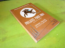 CATALOGUE PHILATEC PARIS 1964 + T OBLITERATION !!!!!!!!!!!!!!