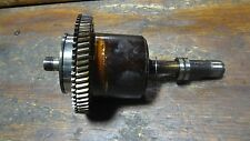 1987 BMW K100 RT RS SM316 ENGINE TRANSMISSION OUTPUT FINAL DRIVE GEAR SHAFT