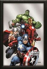 Marvels The Avengers Iron Man Nostalgie Barspiegel Spiegel Bar Mirror 22 x 32 cm
