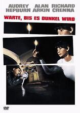 Warte bis es dunkel wird  * DVD *  mit  Audrey Hepburn  -  DVD  NEU ist OVP
