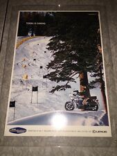 Lexus Tomba Challenge Rossignol Framed Poster Autographed 2009 Vail Taos Ski