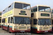 Reading Buses E916DRD & D82UTF Bus Photo Ref P1361