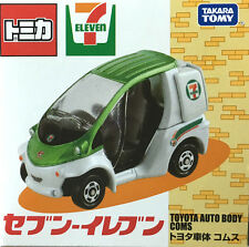 Tomy Tomica Toyota Auto Body COMS 7 -Eleven Convenience Store Scale 1 : 41