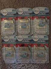 12 Febreze Set & Refresh Small Spaces GREEK SEASIDE Refills 6 Double Packs=12