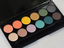Sleek i-Divine Mineral Eyeshadow Palette- Del Mar Vol. II