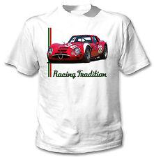 ALFA ROMEO GIULIA TZ 2 1965 ispirato 11-NUOVA Graphic T-Shirt S-M-L-XL - XXL
