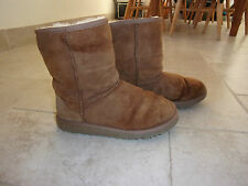 Ugg australia sheepskin boots brown uk 5/38 eu