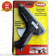 Electric Hot Melt Glue Gun Sticks Trigger Art Repair Tool + FREE 10 Glue Sticks