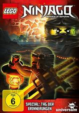 LEGO NINJAGO - DAY OF THE DEPARTED  -  DVD - PAL Region 2 - New