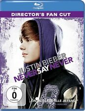 Justin Bieber-Never Say Never-Director 's Fan Cut [Blu-Ray] [Director' s Cut]