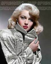 LANA TURNER IN THE POSTMAN ALWAYS RINGS TWICE COLOR PHOTO BY CHIP SPRINGER