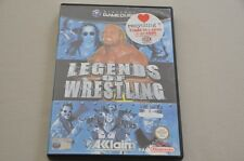 Nintendo Gamecube Spiel Game - Legends of Wrestling - Hulk Hogan - komplett OVP