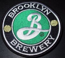 BROOKLYN BREWERY LOGO PATCH sew on craft beer brewing colorado