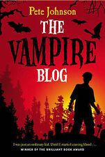 Pete Johnson The Vampire Blog Very Good Book