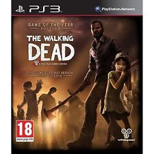 The Walking Dead: The Complete First Season -- Game of the Year Edition (Sony...
