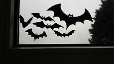 BAT SWARM Spooky Scary Car/Bike/Window/Wall/Laptop Halloween Vinyl Decal Sticker