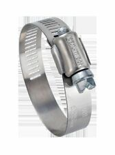 IDC5732 Ideal 10 Pk Of #32 Hose Clamp  1-1/2 to 2-1/2  200 Stainless Worm Drive