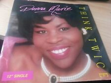 "Donna Marie ‎– Think Twice   (12"" VINYL)"