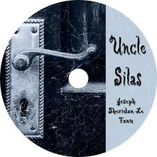Uncle Silas, J. Sheridan Le Fanu Gothic Mystery Thriller Audiobook on 1 MP3 CD