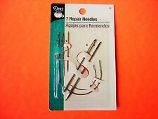Dritz 7 Pack Repair Kit Hand Sewing Needles - Great Mix of Needles to Have.