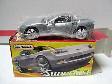 Matchbox 2005 Hershey Toy Show Dealer #24 Chevrolet Corvette C6 Car New in Box